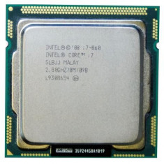 Proceso Gaming r Intel Core i7 860 2.80GHz