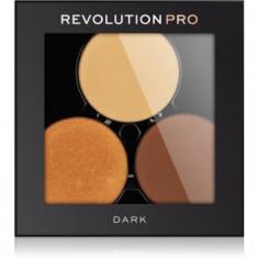 Revolution PRO Refill pudră de contur pentru introdus în paletă