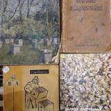 Lot patru carti vechi - Apicultura / Stuparit