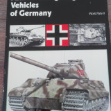 Armored Fighting Vehicles of Germany - World War 2