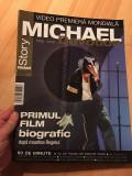 Revista Michael Jackson Biografii Story muzica pop de colectie hobby fara dvd