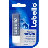 Labello Active Care balsam de buze pentru bărbați SPF 15