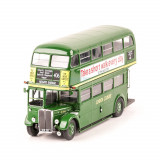 Autobuzele lumii stars nr.64 - AEC Regent III RT - 1947, 1:43, Hachette