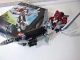 Jucarie lego bionicle mistika vultraz original toate piesele intacte