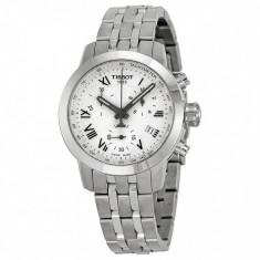 Ceas Tissot PRC 200 Quartz Chronograph Lady 2, Elegant, Otel
