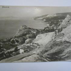 Carte postala Balcic, vedere generala, necirculata, Fotografie
