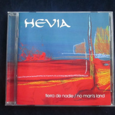 Hevia - Tierra De Nadie/No Man's Land _ cd,album _ EMI ( EU,1999 ), emi records