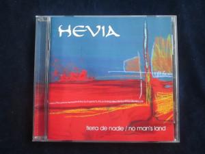 Hevia - Tierra De Nadie/No Man's Land _ cd,album _ EMI ( EU,1999 )