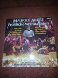 Maurice Andre-Frohliche Weihnachten- Craciun/Christmas vinyl vinil