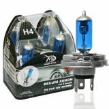 Bec H4 P43 12V 100/90W Xenon Set 2 Buc 28198