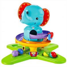 Safari Elefant, LMI, centru de joaca cu bile, 12+