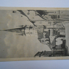 Carte postala Sibiu, Centrul Vechi, necirculata, Fotografie