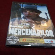 DVD CAPCANA MERCENARILOR
