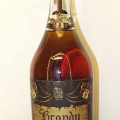 Rare brandy gavioli, puro distillato di vino  ani 50/60 L. 1 gr 41