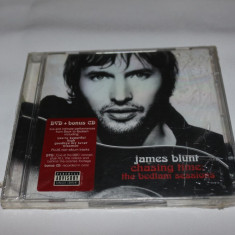 CD+DVD Live: James Blunt - Chasing Time:The Bedlam Sessions