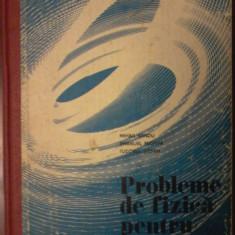 MIHAIL SANDU - PROBLEME DE FIZICA PENTRU GIMNAZIU clasele VI-VIII