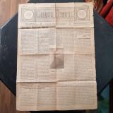 CUVANTUL ROMANESC-FOAIE A PARTIDULUI NATIONALIST DEMOCRAT DIN VALCEA-1923