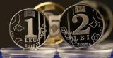 SV * Moldova LOT 1 LEU + 2 LEI 2018 UNC din fasic
