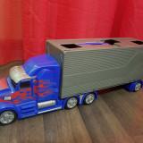 Transformers- UNICAT -Autocamion Optimus Prime original, Hasbro