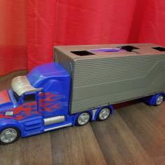 Transformers- UNICAT -Autocamion Optimus Prime original