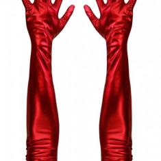 GL41-3 Manusi sexy si lungi din PVC