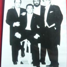 Fotografie- Mari Tenori al Lumii : L.Pavarotti ,H.Carreras ,P.Domingo ,dim.= 25