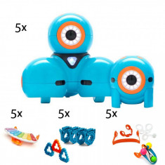 Pachetul 5 Pack Dash and Dot + training si materiale didactice