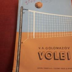 V A GOLOMAZOV - VOLEI