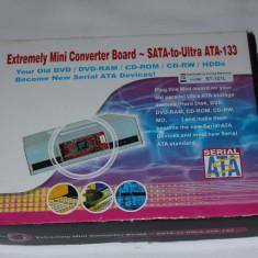 Adaptor/convertor SATA to Ultra ATA133 nou