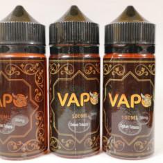 Lichid  tigara  electronica  Vapo 100ml Vg  / Tabac  36mg