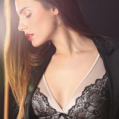 Sutien Demi Bralette, Sassa