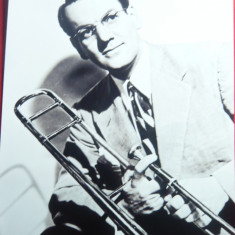 Fotografie Glenn Miller -Muzician American Jazz 1904- 1944 ,dim.= 25,5x20cm