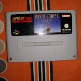 Mystic quest legend  pt snes/super nintendo