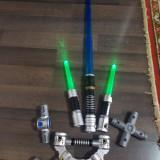Star Wars sabie laser cu sunete si lumini Jedi Master BladeBuilders, Hasbro