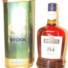 BRANDY STOCK 84, RISERVA VSOP, cl 70 GR. 38  ANI 70/90