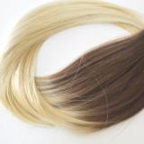Extensii TAPE ON #6B/#613 - Balayage Blond