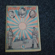 Revista Universul Copiilor nr. 31 / 30 iulie 1941 Hitler Regele Mihai Antonescu
