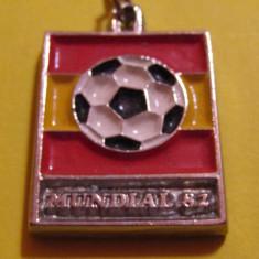 Breloc (vechi) fotbal - Campionatul Mondial SPANIA 1982
