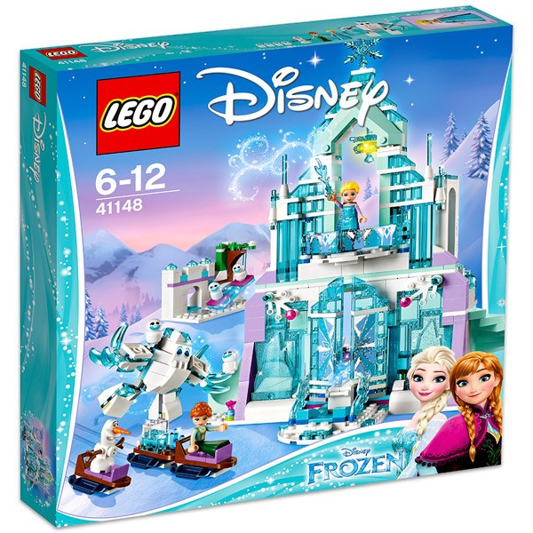LEGO Disney Princess: Elsa şi Palatul ei magic de gheaţă