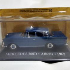 Mercedes-Benz 200D - 1965 - 1/43, 1:43