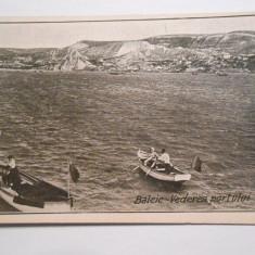 Carte postala Balcic, vederea portului, Saraga, necirculata, Fotografie