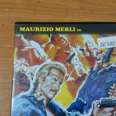 Film DVD Il Commissario di Ferro 56772