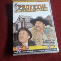 DVD PROFETUL AURUL SI ARDELENII