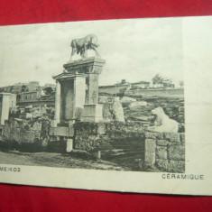 Ilustrata Grecia inc.sec.XX - Ceramica