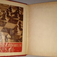 PAUL KERES - TEORIA DESCHIDERILOR IN SAH, 1952