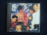New Kids On The Block - Step By Step _ cd,album _ CBS ( Europa,1990)