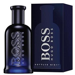 Hugo Boss Boss Bottled Night EDT 50 ml pentru barbati foto