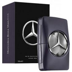 Mercedes-Benz Mercedes-Benz Man Grey EDT 50 ml pentru barbati, Apa de toaleta