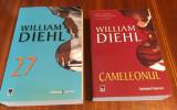 William Diehl - Oferta 2 romane spionaj! Cameleonul + 27 (Editura Rao - Ca noi!)