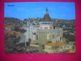 HOPCT 39816  NAZARETH CENTRUL BISERICA  -ISRAEL  -NECIRCULATA, Printata